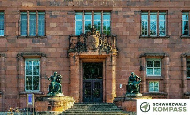 Albert-Ludwigs-Universitaet in Freiburg