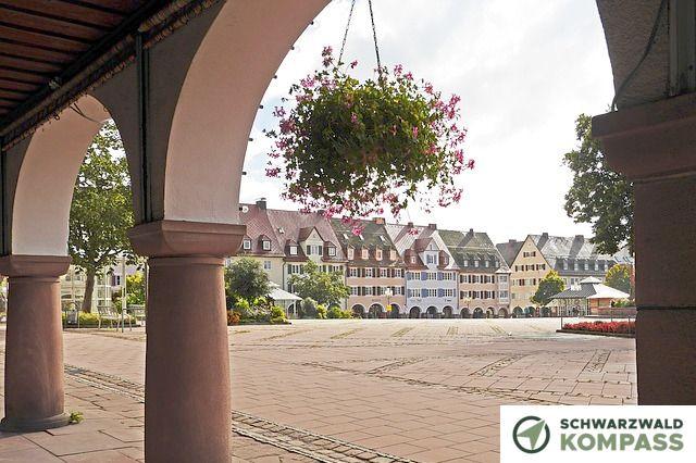 Marktplatz von Freudenstadt
