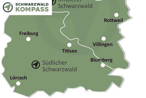 Bilder: Südschwarzwald Karte